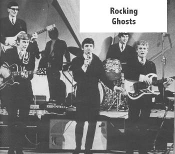 rocking ghosts